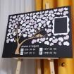 تابلو یادبود درخت و قاب عکس بهشت