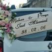 تابلو یادبود ماشین عروس