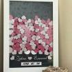 تابلو یادبود قلکی کبوتر عاشق