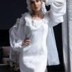 لباس عروس کرپ و حریر 2001