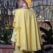 لباس زنانه کرپ و حریر 3017