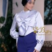 لباس زنانه کرپ و ساتن 3005
