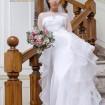 لباس عروس ساتن و ارگانزا و تور 2010