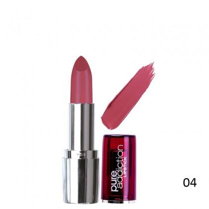 رژلب ضدچروک Pure Addiction Lipstick 04