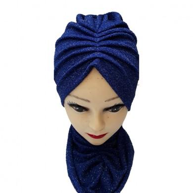 کلاه حجاب لمه شنی 1009 (توربان)