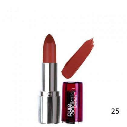 رژلب ضدچروک Pure Addiction Lipstick 25