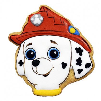 کوکی سگ صورت پترول شخصیت مارشال آتش نشان 15 عددی