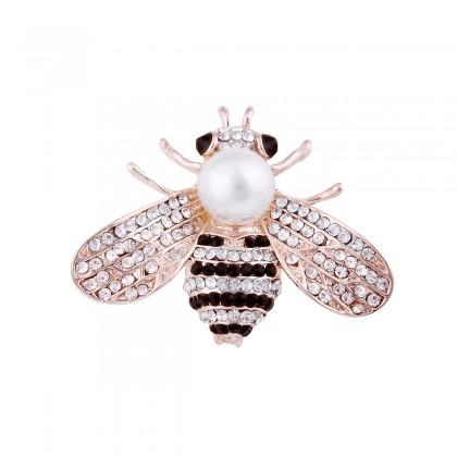 گل سینه زنانه زنبور G1058