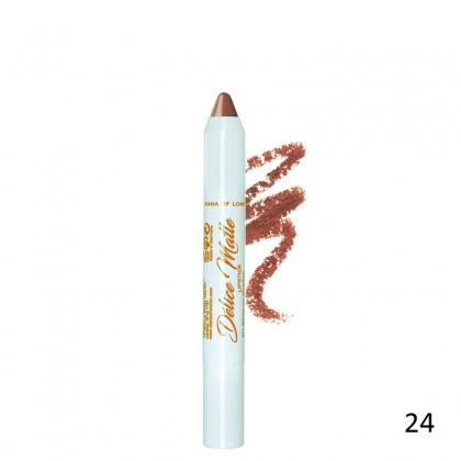 رژلب مدادی دلیسه Delice matte lipstick 24
