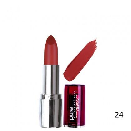 رژلب ضدچروک Pure Addiction Lipstick 24