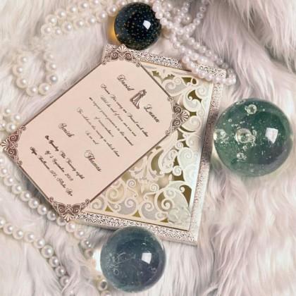 کارت عروسی W019