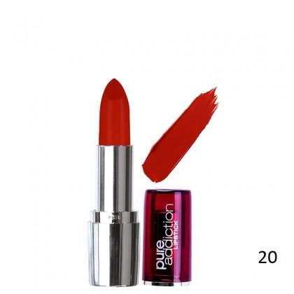 رژلب ضدچروک Pure Addiction Lipstick 20
