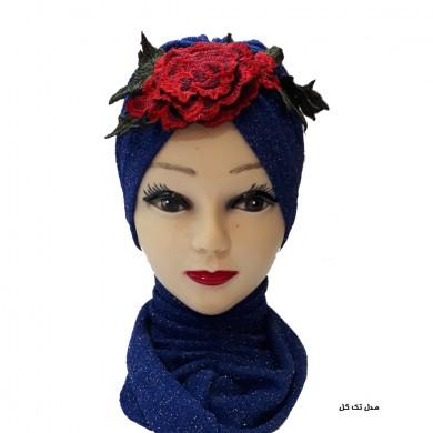 کلاه حجاب لمه شنی 1008 (توربان)