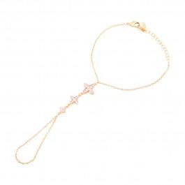 دستبند زنانه تمیمه لویی ویتون Louis Vuitton B1330