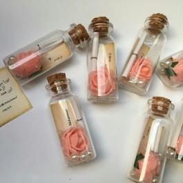 گیفت نامه و گل ماریان Gift