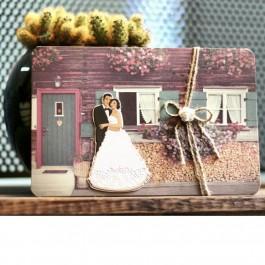 کارت عروسی P237
