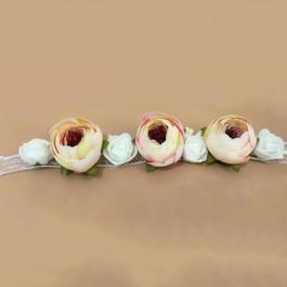 گل دور سر عروس