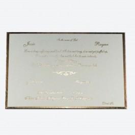 کارت عروسی W093