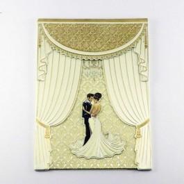کارت عروسی W068