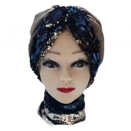 کلاه حجاب لمه شنی 1011 (توربان)