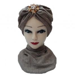کلاه حجاب لمه 1002 (توربان)