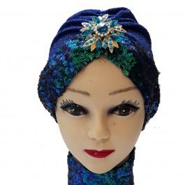 کلاه حجاب لمه شنی 1010 (توربان)