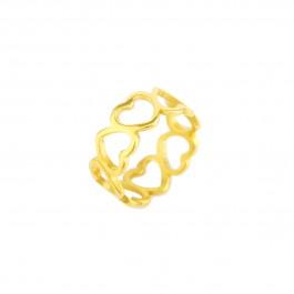 انگشتر زنانه قلب R1081