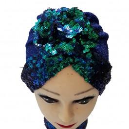 کلاه حجاب لمه کش 1014 (توربان)