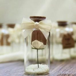 گیفت گل سفید Gift