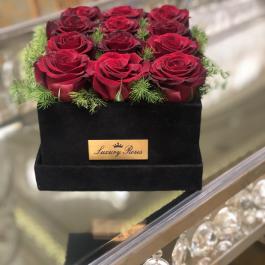جعبه گل پارادایس