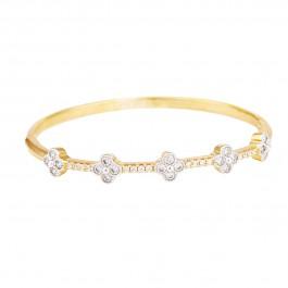 دستبند زنانه النگویی لویی ویتون Louis Vuitton B1189