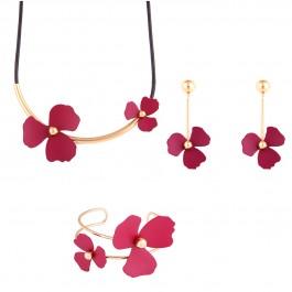 ست زنانه گل تیفانی Tiffany M1196
