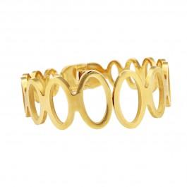 دستبند زنانه النگویی تیفانی Tiffany B1191