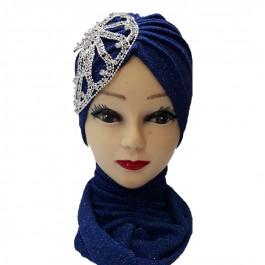 کلاه حجاب لمه شنی 1007 (توربان)