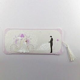 کارت عروسی متحرک W062
