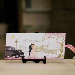 کارت عروسی W003