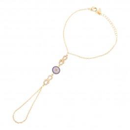 دستبند زنانه تمیمه چشم نظر B1332
