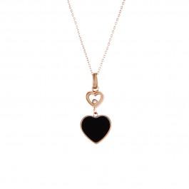گردنبند زنانه قلب هپی هارت چوپارد Chopard N1142