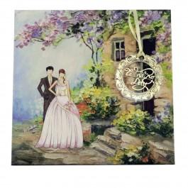کارت عروسی W088