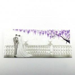 کارت عروسی W058
