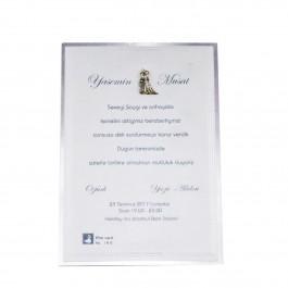 کارت عروسی W079