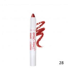رژلب مدادی دلیسه Delice matte lipstick 28