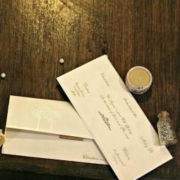 کارت عروسی W030