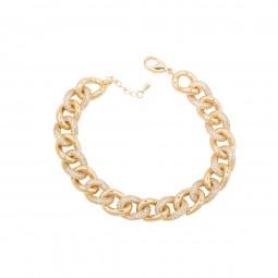 دستبند زنانه نگین دار کارتیه Cartier B1326