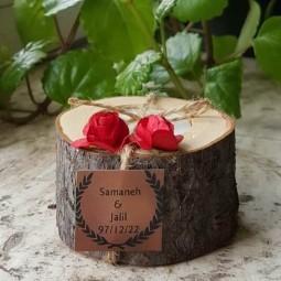 گیفت چوبی وارمر دار Gift
