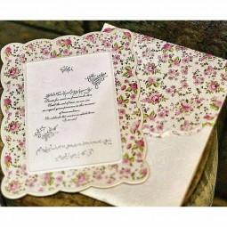 کارت عروسی W027