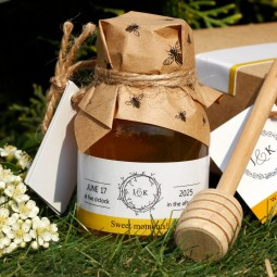 گیفت عروسی عسل شیرین کام بزرگ Gift