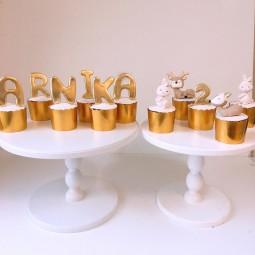 کاپ کیک دور طلایی 10 عددی