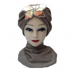 کلاه حجاب لمه شنی 1029 (توربان)