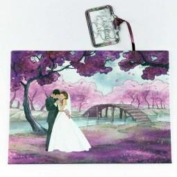 کارت عروسی W074